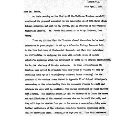 1963 Apr D-2004-00596-33(1 - 2) Wellcome Trust funding MBU.pdf